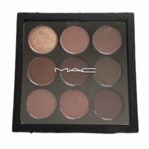 NWT MAC Cosmetics Burgundy Times 9 Eye Shadow x 9